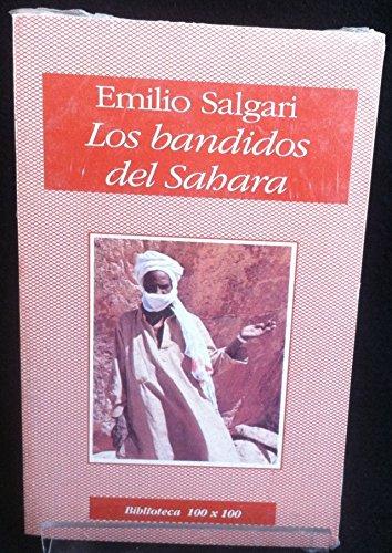 9789508980106: Los Bandidos Del Sahara