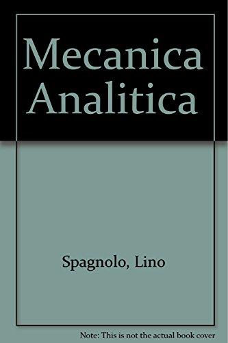 9789509088993: Mecanica Analitica (Spanish Edition)