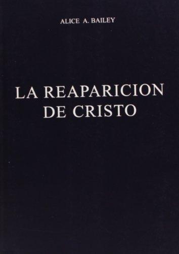 9789509127241: La Reaparición Del Cristo