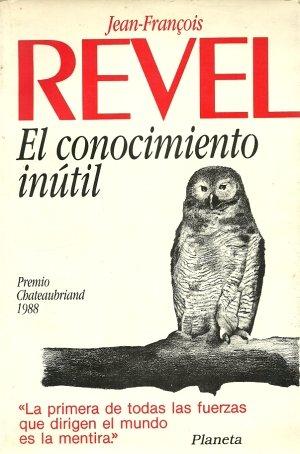 9789509216242: Conocimiento Inutil, El (Spanish Edition)