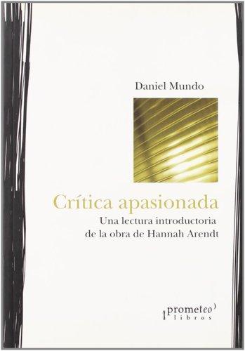 9789509217515: Critica Apasionada (Spanish Edition)