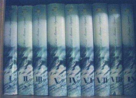 9789509257009: Historia marítima argentina (Spanish Edition)