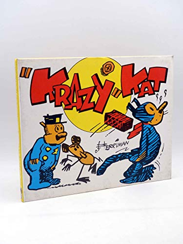 Krazy Kat (Spanish Edition) (9509265152) by George Herriman
