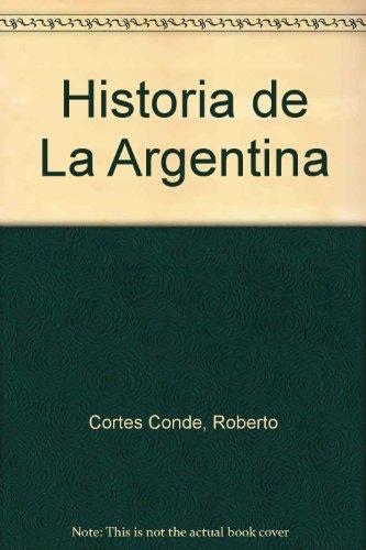 9789509317123: Historia de La Argentina (Spanish Edition)