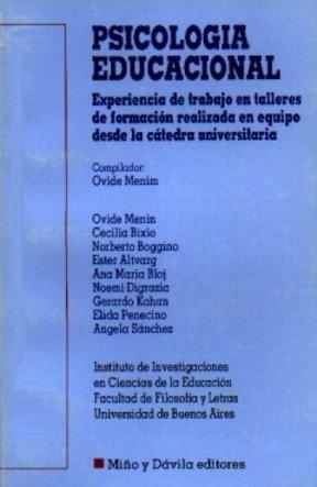 Psicologia Educacional (Spanish Edition): Bixio, C.; Menin,