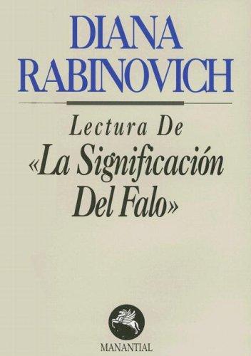 9789509515932: Lectura de La Significacion del Falo (Spanish Edition)