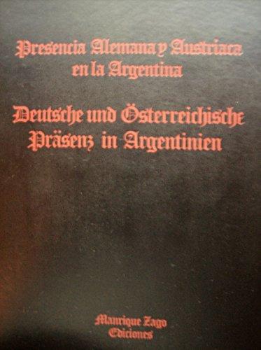 Presencia Alemana y Austrica en la Argentina.