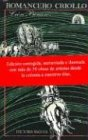 9789509534063: Romancero Criollo (Spanish Edition)