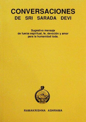 9789509629011: Conversaciones de Sri Sarada Devi
