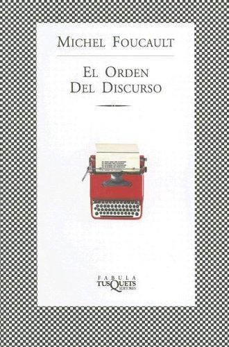 9789509779693: El Orden del Discurso (Spanish Edition)