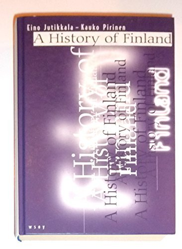 9789510210260: A history of Finland