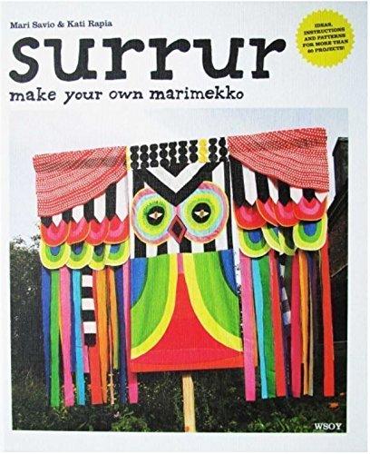 9789510377468: Surrur: Make Your Own Marimekko