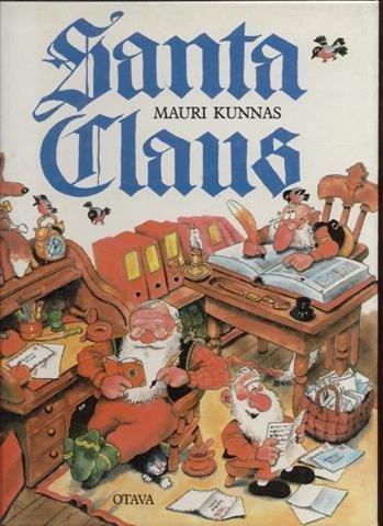 9789511078739: Santa Claus