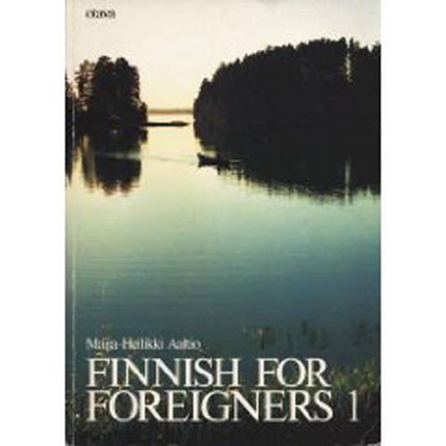 Finnish for Foreigners 1. Text book