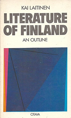 9789511083238: Literature of Finland: An outline