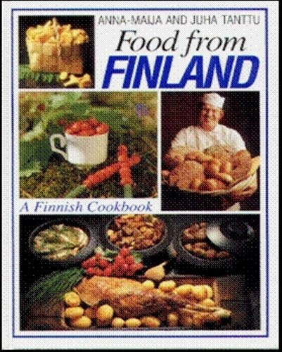 9789511101215: Food from Finland: A Finnish Cookbook