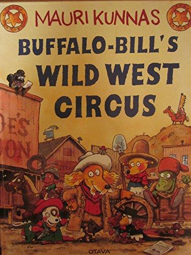 9789511159377: Buffalo Bill's Wild West Circus