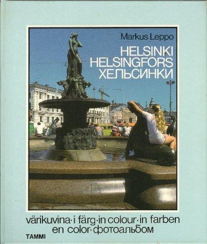 Helsinki Varikuvina (English and German Edition): Leppo, Markus