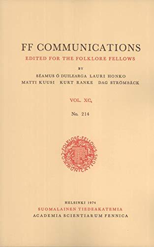 9789514101793: Tawula: A study in Arabic folklore (FF communications)