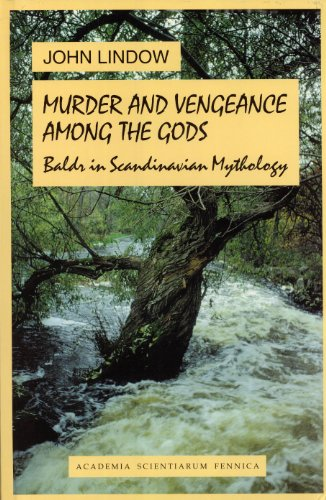 9789514108082: Murder and Vengeance Among the Gods: Baldr in Scandinavian Mythology (FF Communications, 262)