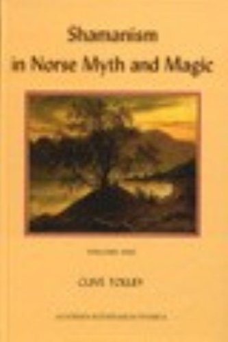 9789514110283: Shamanism in Norse Myth and Magic, Volume One (FF Communications, vol. cxliv2, no 297)
