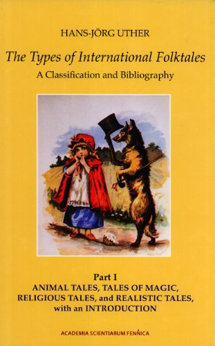 9789514110542: Types of international folktales i