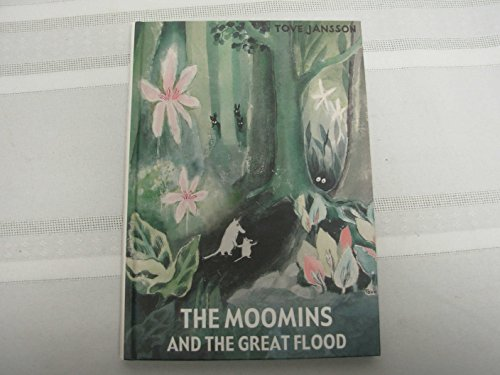 9789515015501: The Moomins and the great flood