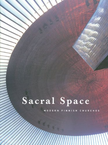 9789516827318: Sacral Space: Modern Finnish Churches