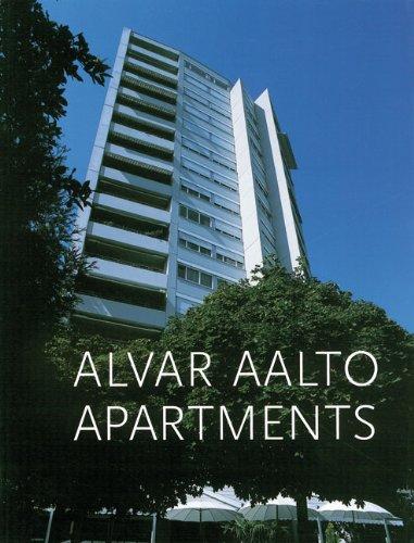9789516827325: Alvar Aalto Apartments