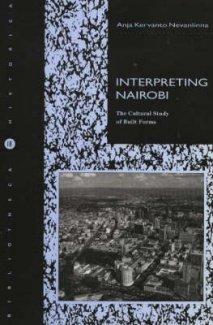 Interpreting Nairobi (Bibliotheca historica): Nevanlinna, A K