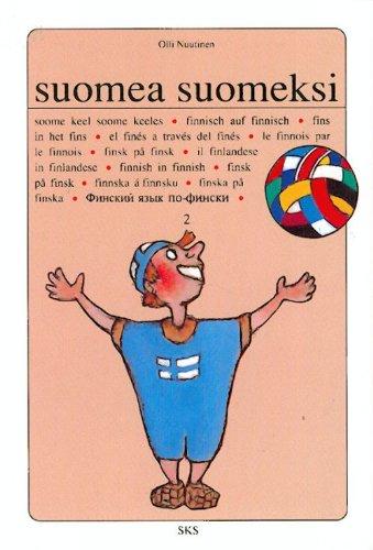 9789517177641: Suomea suomeksi, 2 (in Russian)