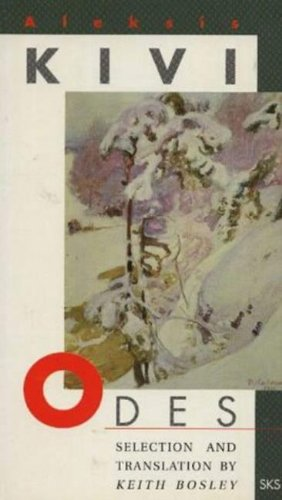 9789517178082: Aleksis Kivi: Odes (Finnish Literature Society editions)