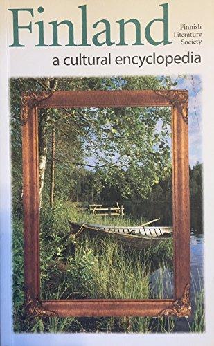 9789517178853: Finland: A Cultural Encyclopedia