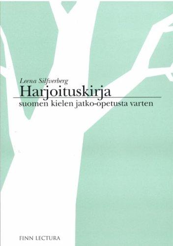 9789517920742: Harjoituskirja suomen kielen jatko-opetusta varten