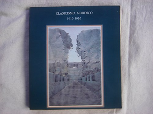 9789519229218: Nordisk klassicism 1910-1930 (Swedish Edition)