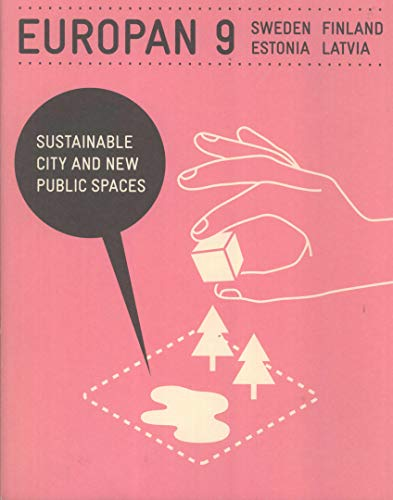 9789519307190: Europan 9: Sweden, Finland, Estonia, Latvia. Sustainable City and New Public Spaces