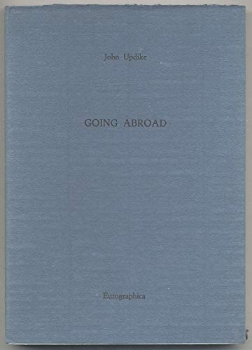 9789519371382: Going Abroad [SIGNED LIMITED]
