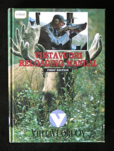 Vihtavuori Reloading Manual: various contributors
