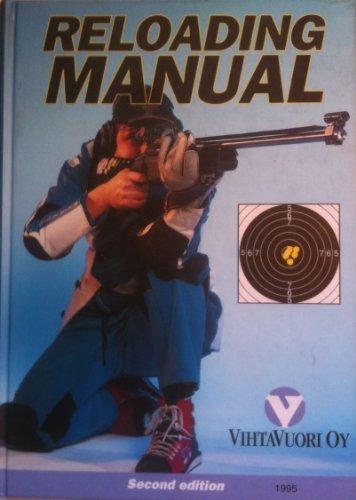 9789519695013: Vihtavuori Oy Reloading Manual