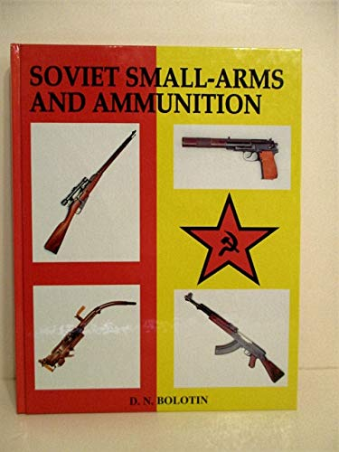 9789519718415: Soviet Small-Arms and Ammunition