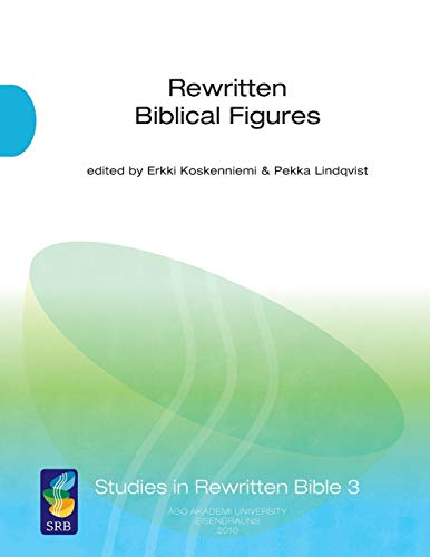 9789521224539: Rewritten Biblical Figures