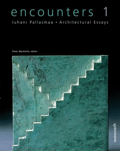 9789522670229: Encounters: v. 1: Architectural Essays