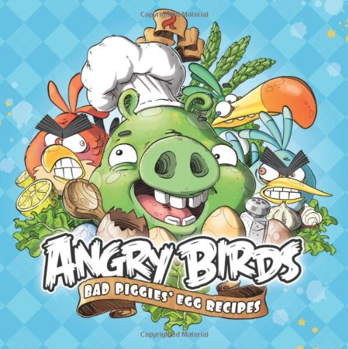 9789522760005: Angry Birds: Bad Piggies' Egg Recipes