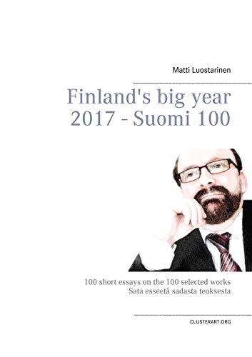 Finland's big year 2017 - Suomi 100: Matti Luostarinen