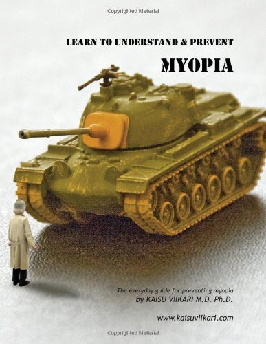 9789524982894: Learn to Understand & Prevent Myopia
