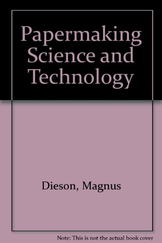 Environmental Control (Papermaking Science and Technology, Book: Dieson, Magnus