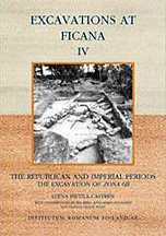 Excavations at Ficana. IV. The republican and imperial periods. The excavation of zona 6b.