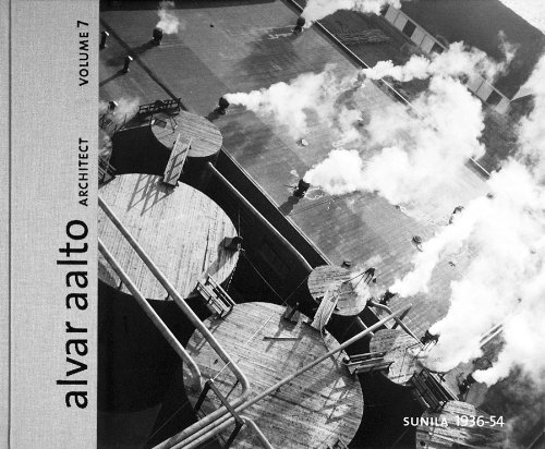 9789525498035: 7: Sunila 1936-54 (Alvar Aalto Architect)