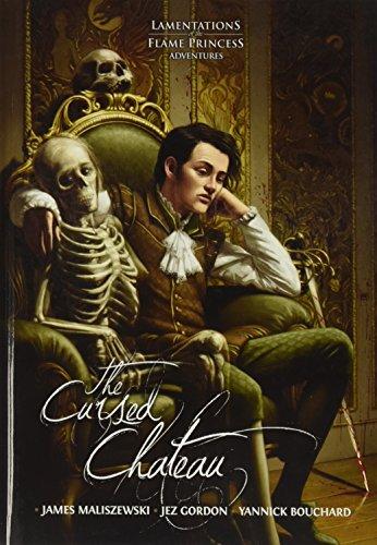 The Cursed Chateau: Lamentations of the Flame Princess