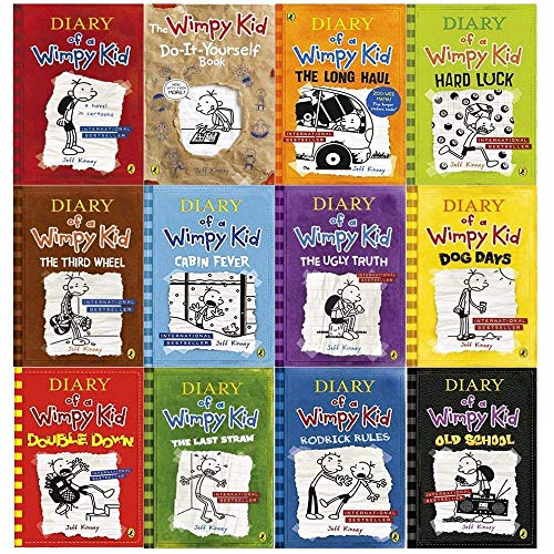 9789526527604 diary of a wimpy kid collection set x 11 books set by 9789526527604 diary of a wimpy kid collection set x 11 books set by jeff kinney solutioingenieria Gallery